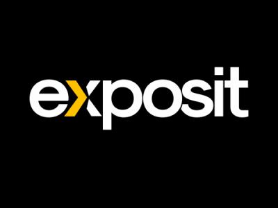 Exposit_Logotype_WhiteYellow